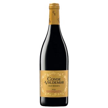 Conde Valdemar Rioja Gran Reserva (Spain) 2010 750ml