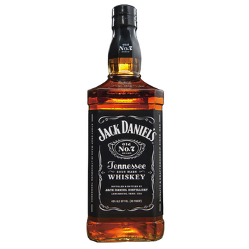 Jack Daniel's Tennessee Whiskey Old No. 8 1.75 litre