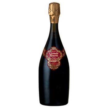Gosset Brut Grand Reserve Non Vintage Champagne 750ml
