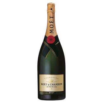 Moet & Chandon Brut Impérial Non Vintage Champagne Magnum 1.5 litre