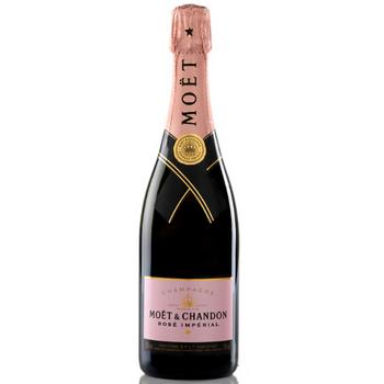 Moet & Chandon Brut Impérial Rosé Non Vintage Champagne 750ml
