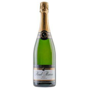 Paul Bara Brut Réserve Non Vintage Champagne 750ml
