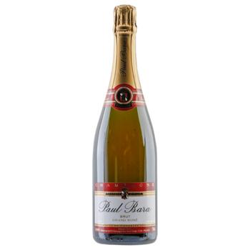 Paul Bara Grand Rosé Brut Non Vintage Champagne 750ml