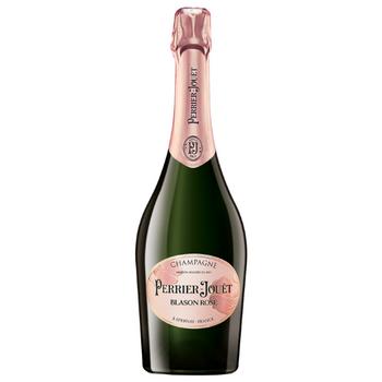 Perrier-Jouët Blason Rosé Non Vintage Champagne 750ml
