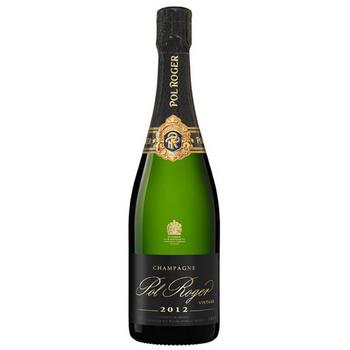 Pol Roger Brut 2012 Vintage Champagne 750ml