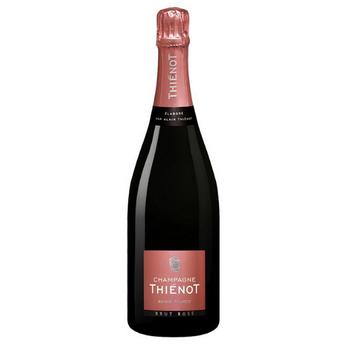 Thiénot Brut Rosé Non Vintage Champagne 750ml