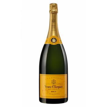 Veuve Cliquot Yellow Label Brut Non Vintage Champagne Magnum 1.5 litre
