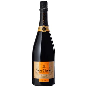 Veuve Cliquot Brut 2012 Vintage Champagne 750ml
