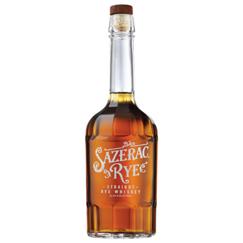 Sazerac 6 Year Old Straight Rye Whiskey 750ml