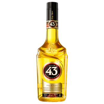 Licor 43 (Cuarenta y Tres) Spanish Liqueur 700ml