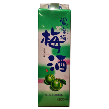 Godo Kodawari Umeshu Plum Liqueur 1.8L