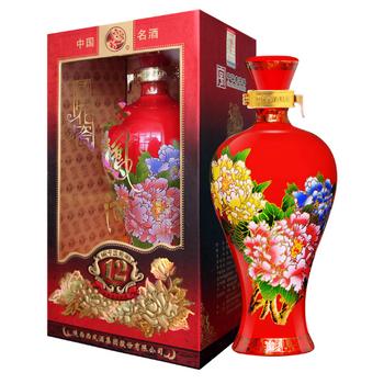 Guohuaci Xifengjiu 12 Years 45% Baijiu 500mL