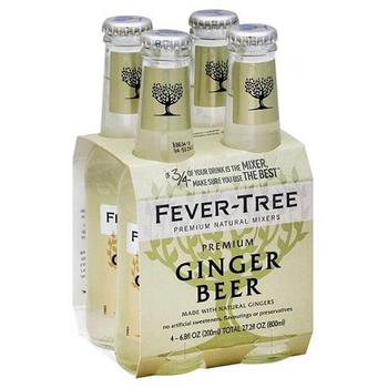 Fever-Tree Ginger Beer 200ml