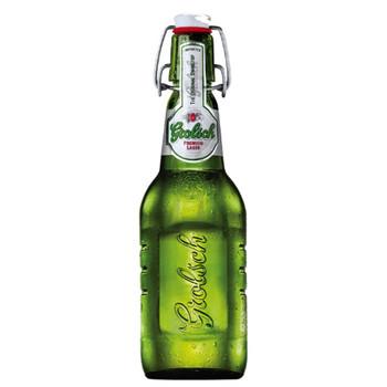 Grolsch Premium Dutch Lager Swing Top Bottle 450mL