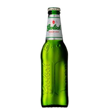 Grolsch Premium Dutch Lager Bottles 330mL