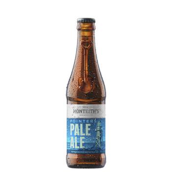 Monteith's Pointer Pale Bottles 330ml