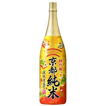 Kyoto Sho Chiku Bai Junmai Sake 1.8L