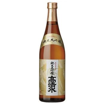 Takashimizu Junmai Daiginjo Sake 720ml
