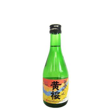 Kizakura Yamahai Jikomi Sake 300ml