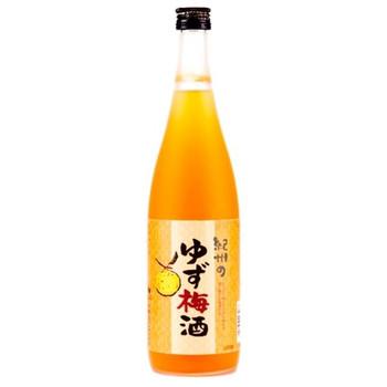 Nakano BC Yuzu Umeshu 720ml