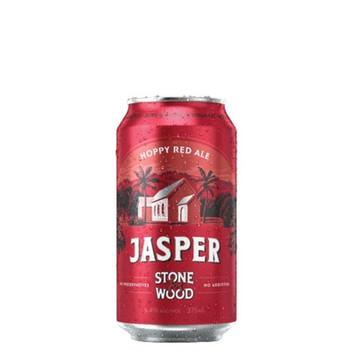Stone & Wood Jasper Hoppy Red Ale Cans 375ml