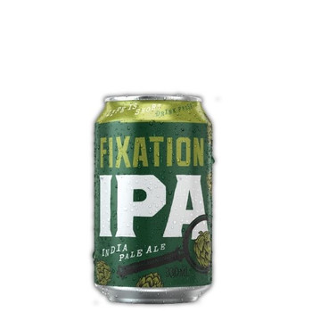 Fixation West Coast IPA Cans 330ml