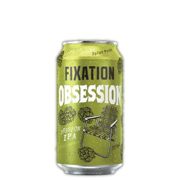 Fixation Obsession Session IPA Cans 375ml