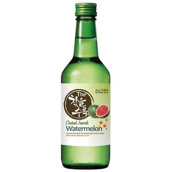 Chateul Soorok Watermelon Soju Bottle 375ml
