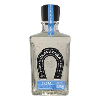 Herradura Plata Blanco Tequila 700ml