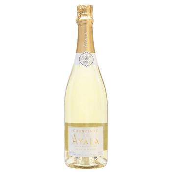 Ayala Blanc de Blanc Brut Champagne