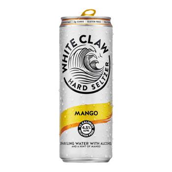 White Claw Mango Hard Seltzer Cans 330ml