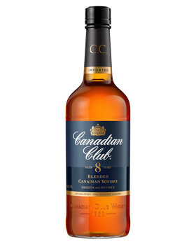 Canadian Club 8 Year Old Blended Canadian Whisky 700mL