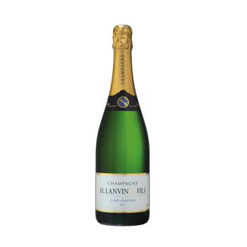 H Lanvin & Fils Champagne Cuvee Selection Brut