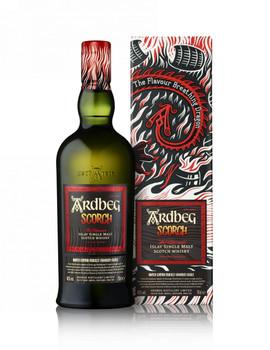 Ardbeg Scorch Special Edition Single Malt Scotch Whisky 700ml