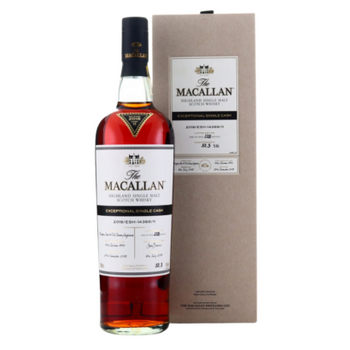 The Macallan Exceptional Single Cask 2018 #14379-11