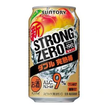 Suntory Strong Zero Plum 9% Cans 350ml