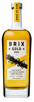 Brix Gold Rum 700ml