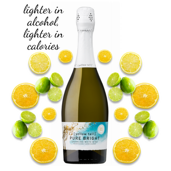 Yellow Tail Pure Bright Sparkling 750ml
