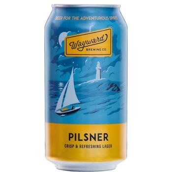 Wayward Brewing Pilsner