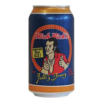 Yulli's Slick Rick Red Ale