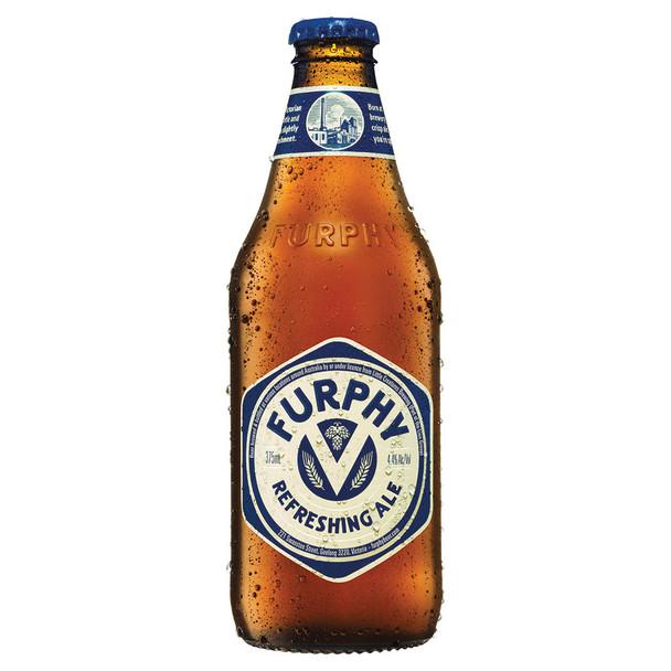 Furphy Refreshing Ale Bottles 375ml