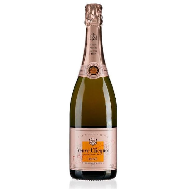 Veuve Cliquot Rosé Non Vintage Champagne 750ml