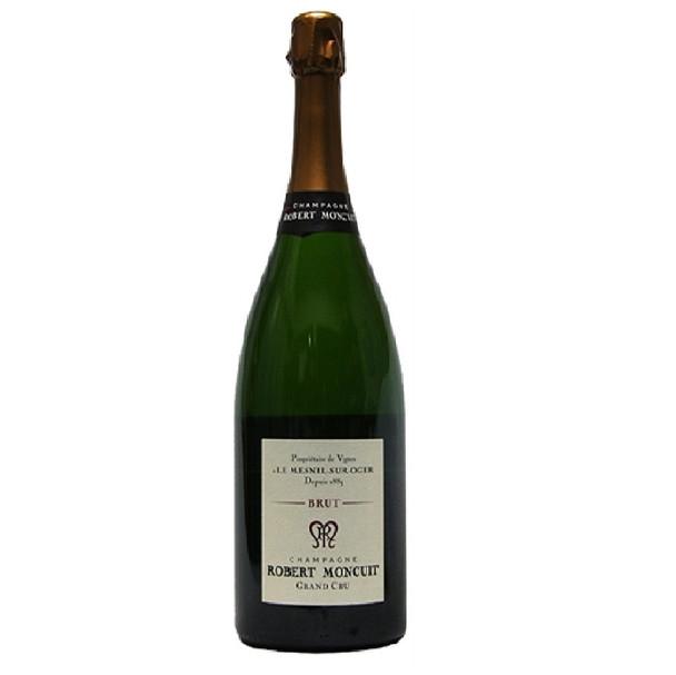 Robert Moncuit Champagne Blanc de Blancs Grand Cru NV Magnum