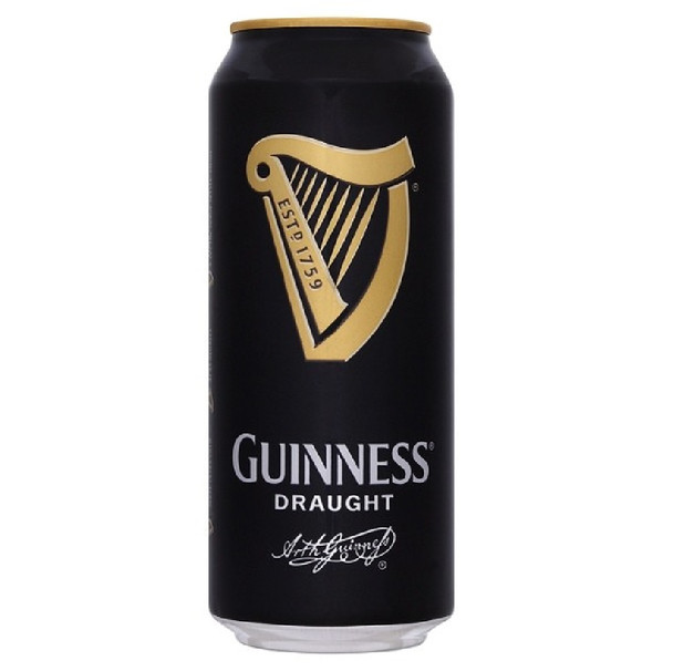 Guinness Draft Cans 440ml