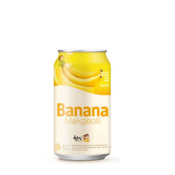 Kooksoondang Banana Makkoli Cans