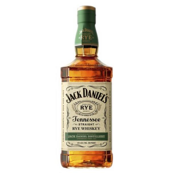 Jack Daniel's Rye Tennessee Whiskey 700ml