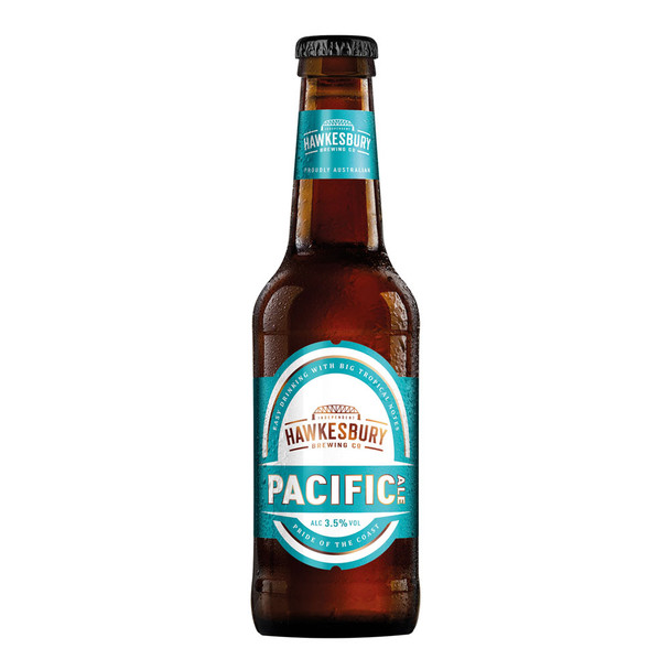 Hawkesbury Brewing Co Pacific Ale Bottles 330ml