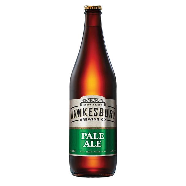 Hawkesbury Brewing Co Pale Ale 650ml