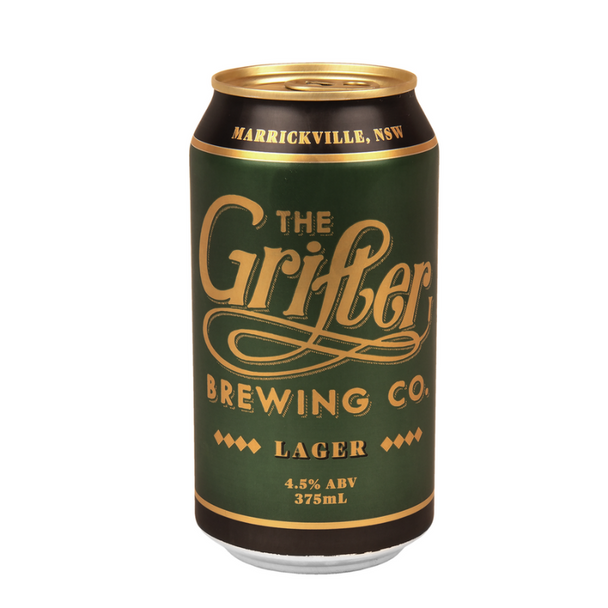 Grifter Brewing Co Lager