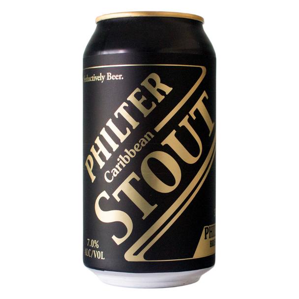 Philter Brewing Caribbean Stout  375ml